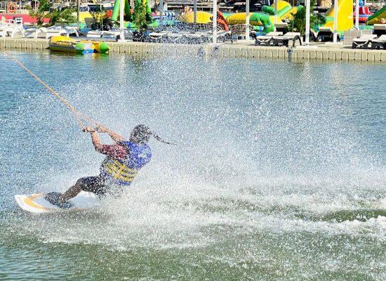 raf wakeboard