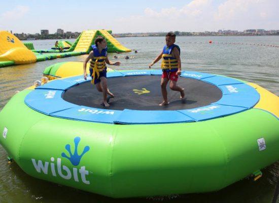 wibit trambulina plutitoare